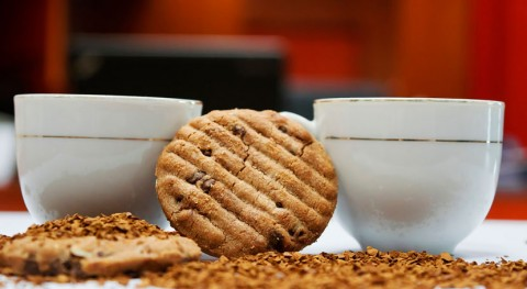 Ingrediente galletas, segunda vida posos café
