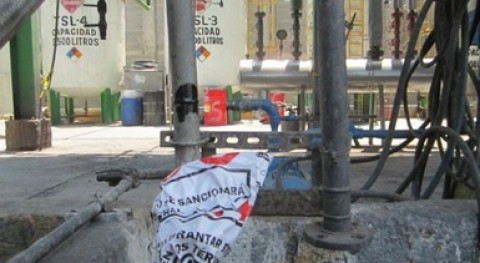Clausurada empresa químicos partir reciclaje materiales peligrosos Coahuila