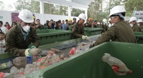 Mejora gestión integral residuos Valle Bravo, México