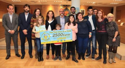 'Liga reciclaje' Getafe ya tiene colegio ganador