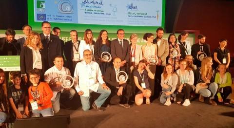 Europa distingue tres acciones catalanas VIII Premio Europeo Prevención Residuos