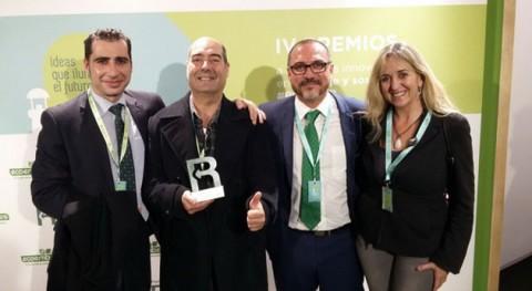 Getafe, segundo puesto mejor iniciativa año Premios R Ecoembes