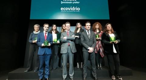 Ecovidrio celebra XX aniversario y entrega XVIII Premios Periodísticos