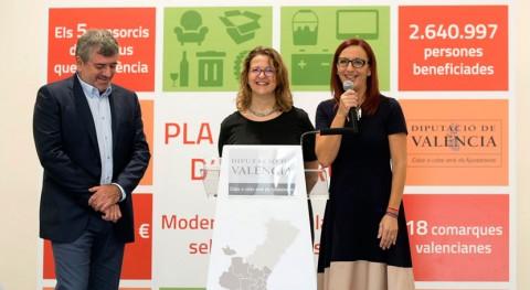 Valencia invertirá 1,2 millones modernización sistema recogida y gestión selectiva