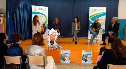 Xunta Gallega, ERP, Ecopilas y Ecolec promueven reciclaje pilas concurso escolar
