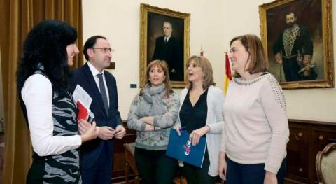 gestión residuos pequeñas empresas Palencia contará propio programa