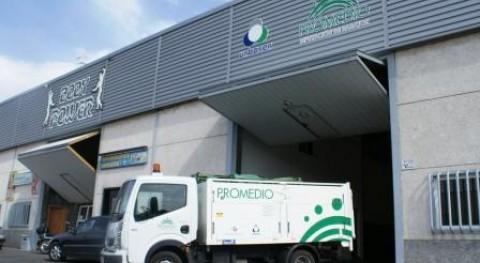 Diputación Badajoz saca concurso recogida residuos 49 municipios 12 millones euros