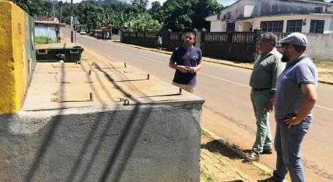 Promedio participa foro internacional residuos Santo Tomé y Príncipe