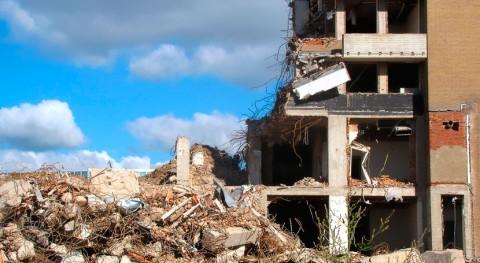 Nuevo protocolo Residuos Construcción y Demolición Europa