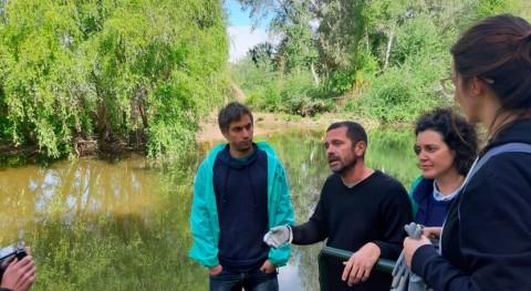 proyecto LIBERA impulsa estudio piloto caracterización microplásticos ríos