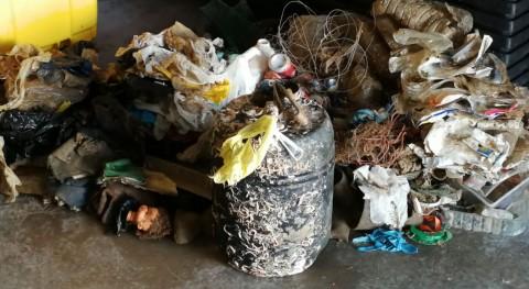 RepescaPlas: Primeras caracterizaciones residuos puertos Valencia y Galicia
