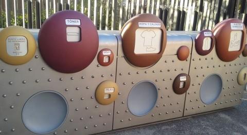 puntos limpios proximidad Madrid recogen más 6.000 kilos residuos primer mes