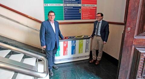 Badajoz habilita tres pequeños puntos limpios residuos instalaciones