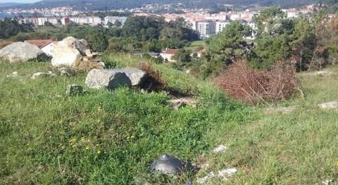 Galicia inicia eliminación 15 puntos vertido incontrolado ayuntamiento Boiro