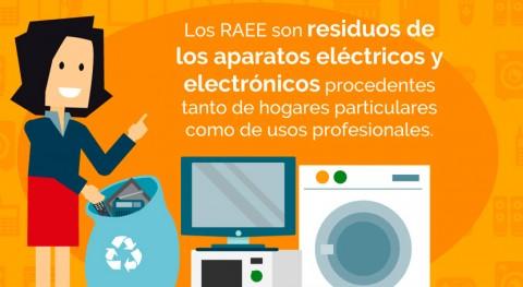 Montefrío firma convenio marco reciclaje RAEE