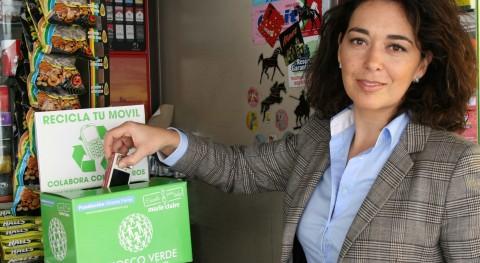 Quiosco verde: reciclaje móviles quioscos