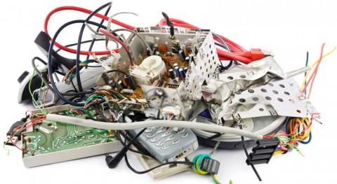 Crecen residuos electrónicos: ¿Qué hacer aparatos que ya no funcionan?