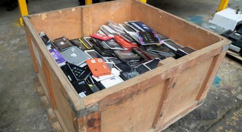 ¿Sabes qué residuos aparatos eléctricos y electrónicos pueden reutilizarse?