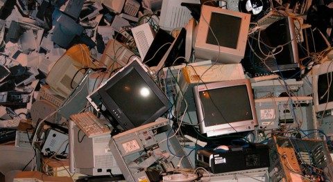 Cataluña continúa fomentando recogida residuos aparatos eléctricos y electrónicos