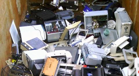 Residuos aparatos eléctricos y electrónicos. Cuando lo mejor es enemigo lo bueno