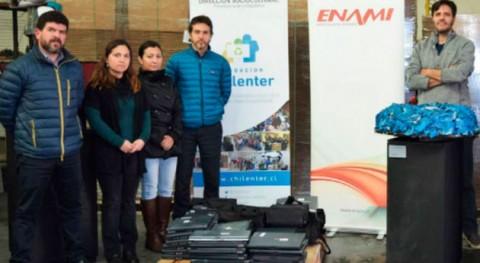 residuos electrónicos industria minera Chile se gestionarán forma sustentable