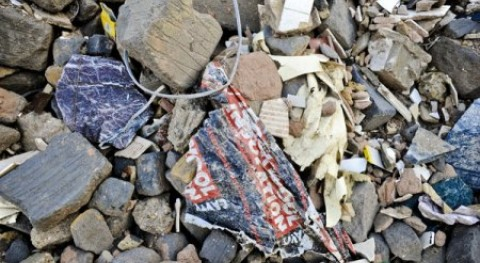 Comunidad y SEPRONA cierran dos mayores escombreras ilegales residuos Madrid