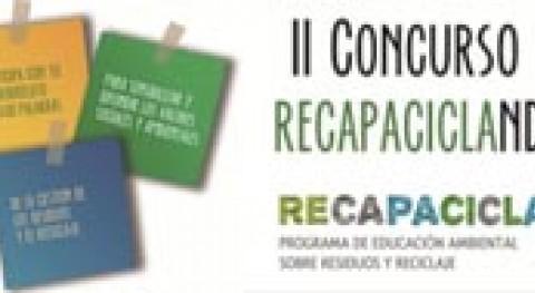 """Andalucía convoca nueva edición """"Recapaciclando"""" promover reciclaje residuos"""