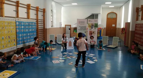 Más 235.000 personas participan talleres proyecto 'Recicla Cinco Sentidos'