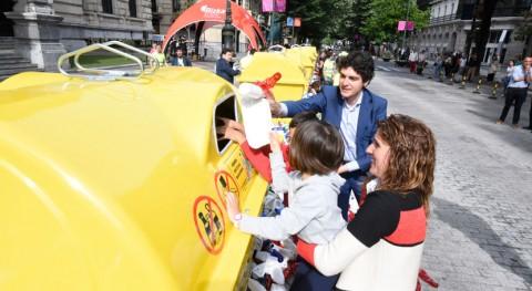 Bizkaia valoriza más 80% residuos urbanos que genera