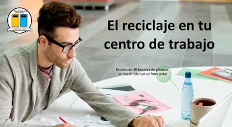 CCOO Industria y Ecoembes promoverán reciclaje centros trabajo