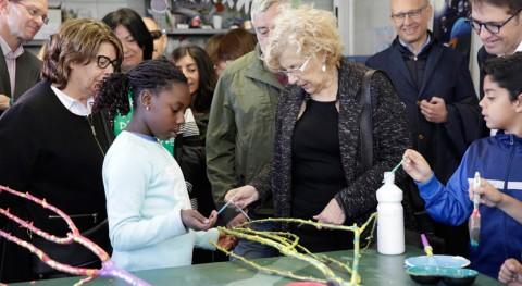 reciclaje, protagonista colegios Madrid
