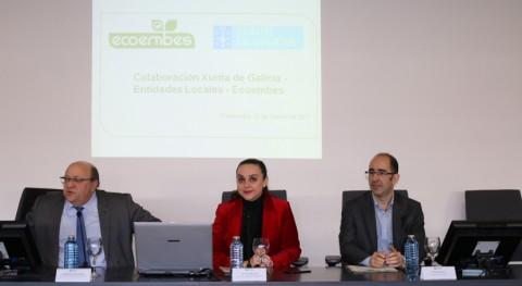 Galicia invita ayuntamientos Pontevedra incrementar tasas reciclaje