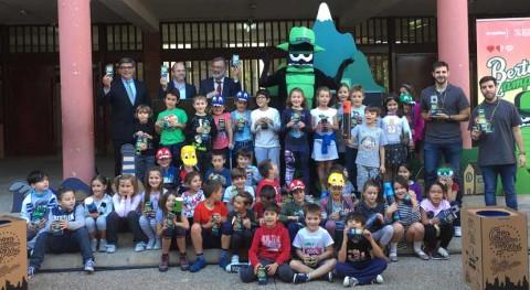 marcha campaña más ambiciosa reciclaje pilas Comunitat Valenciana