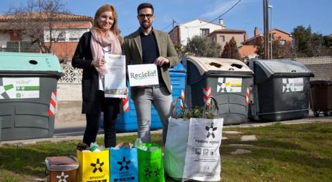 Rubí quiere ponerse al día recogida selectiva residuos