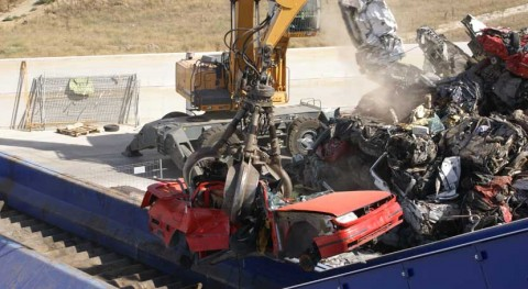 España refuerza liderazgo reciclaje automóviles UE Real Decreto VFU