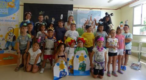 5.500 niños aprenden importancia reciclaje campamentos Castilla- Mancha