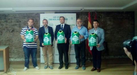 San Javier se une año más campaña verano reciclaje vidrio hostelería