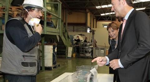 Alberto Fabra apuesta sinergia innovación y reciclaje como sinónimo sostenibilidad medioambiental