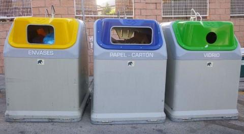 """escolares Galapagar aprenden reciclar """"Yincanas residuos"""""""