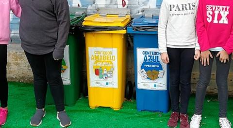 """programa """"Recíclate Sogama"""" pone valor importancia buen reciclaje"""