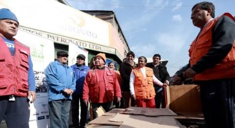 Gobierno chileno lanza Política Inclusión Recicladores Base