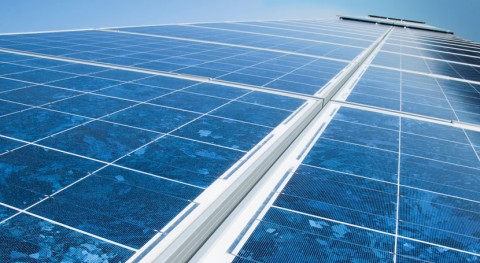 reciclaje llega paneles solares