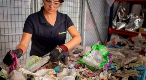 sector plástico trabaja mejorar reciclado envases alimentarios multicapa
