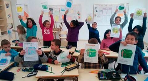 mejor vídeo-proyecto reciclaje hecho escolares gallegos tiene premio