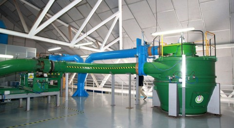 ¿Cómo funciona tecnología más limpia gestión residuos Alcobendas?