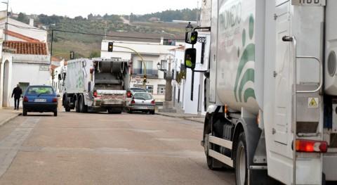 Campanario y Codosera se suman al servicio recogida residuos urbanos PROMEDIO