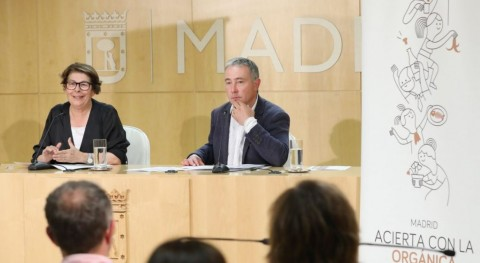 Madrid recogerá materia orgánica 12 distritos partir próximo octubre