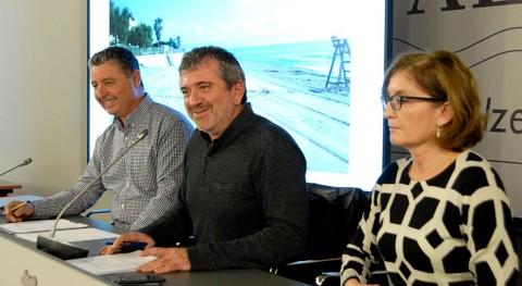 Diputación Valencia recoge 584 toneladas residuos playas lo largo 2017