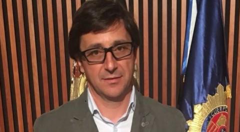 J.M. Pallas, distinción Honor labor al frente Coordinación Seguridad Sogama