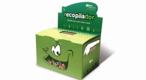 Recyclia recoge 7.325 toneladas RAEEs y 1.531 pilas durante primer semestre 2012